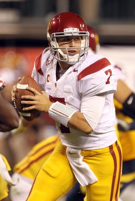 Matt Barkley and the Trojans are coming off a disappointing loss against Stanford.