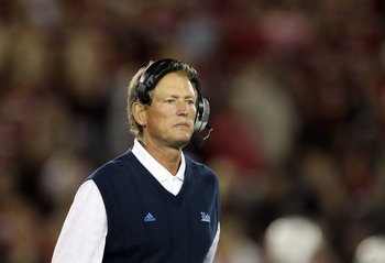 Rick Neuheisel is feeling the pressure.