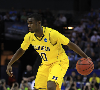 Michigan returns Tim Hardaway Jr. for his sophomore season