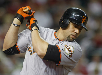 A bat like Beltran seems out of the Giants' range
