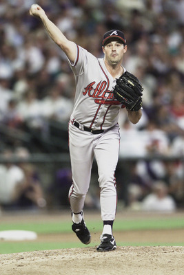 Greg Maddux was also a record-setter with his glove.