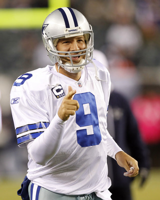Tony Romo had nothing to smile about in the Cowboys' loss to the Eagles.
