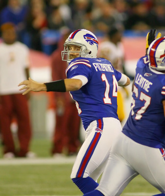 Ryan Fitzpatrick has gotten the Buffalo Bills off to a great start this season.