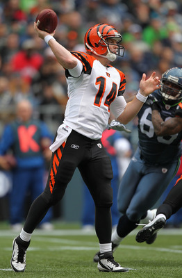 Andy Dalton has impressed for Cincinnati this season.