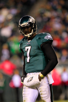 Michael Vick and the Eagles looked fanatic against the Cowboys.