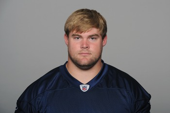 NASHVILLE, TN - CIRCA 2011: In this handout image provided by the NFL, Zach Clayton of the Tennessee Titans poses for his NFL headshot circa 2011 in Nashville, Tennessee. (Photo by NFL via Getty Images)