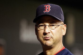 Francona went 744-552 in eight seasons as the Red Sox skipper.