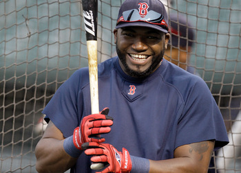 There is no better DH than Ortiz, and Ortiz knows Boston is where he belongs.
