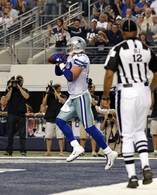 Jason Witten has been Tony Romo's best friend.