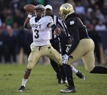 Traditional rivals Navy and Notre Dame in the same conference is a win for college football fans.