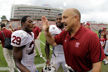 Steve Addazio has the Temple Owls all fired up.  The Big East should be fired up to invite them back.