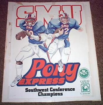 The Pony Express vs JoePa's Lions would have been epic in 1982
