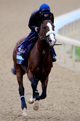 Union Rags ran 78 feet more than the winner