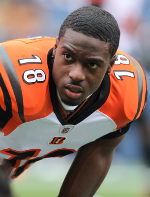 Rookie receiver A.J. Green has given the Cincinnati Bengals some offensive firepower to go with their surprisingly stingy defense.