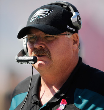 Andy Reid and the Philadelphia Eagles continue to twist the very fabric of reality as they see fit.
