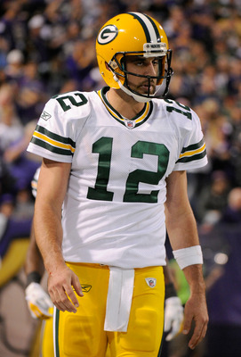 While the rest of the competition has faltered to this point, Aaron Rodgers and the Green Bay Packers are taking care of business with confidence.