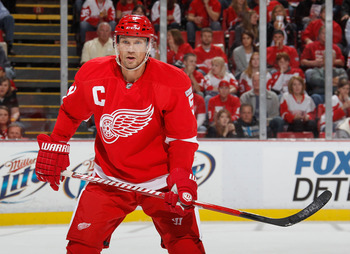 Niklas Lidstrom is undeniably one of the best defensemen to play the game