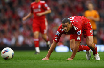 Chaser: Andy Carroll Is Finding His Feet At Liverpool