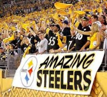 Steelers Terrible Towels