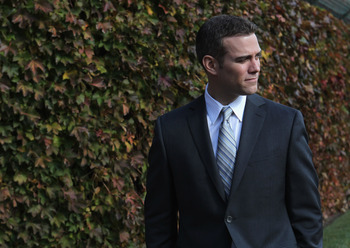 Theo Epstein, with an eye on the future
