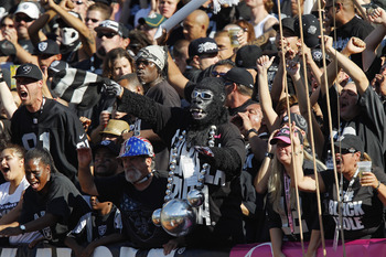 The Black Hole will help the Raiders fry up some nice, tasty Bronco stew this weekend; heavy on the Tebow