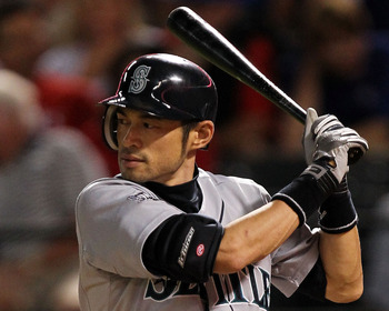 Ichiro could cap off a Hall of Fame career with a World Series ring in Boston.