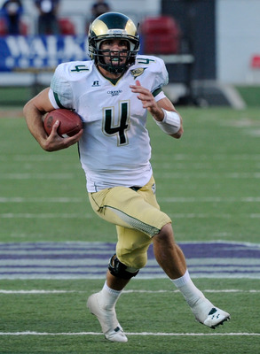 Colorado State QB Pete Thomas.
