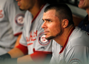 Ankiel could be nice depth for the right price.