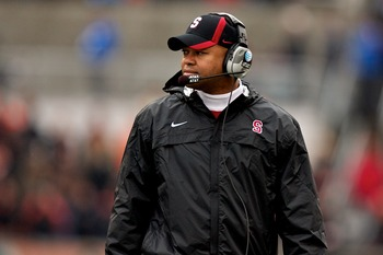 David Shaw has been a great coach for this Stanford team.