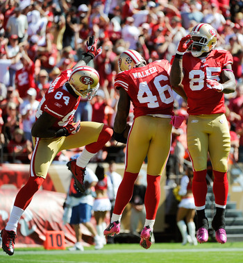 With two of the fastest tight ends in the league, 49ers should do more to exploit other defenses to their prowess.