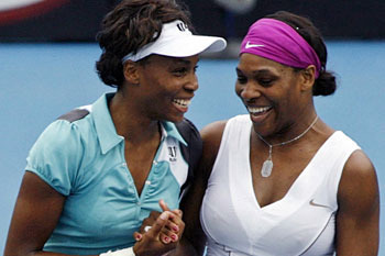 Serena and Venus have a great year ahead of them