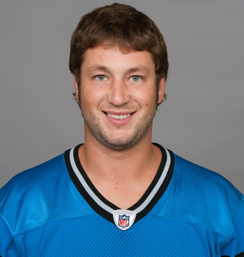 Dave Rayner, the Bills' kicker for Week 10.