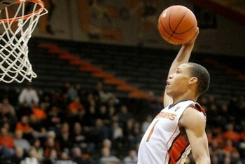 Oregon State's Jared Cunningham