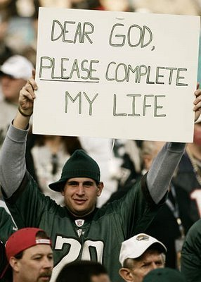 Eagles fans are still waiting to have their lives complete.