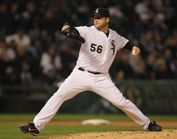 Buehrle has been very consistent in MLB for a decade.