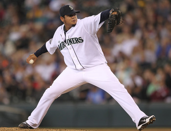 Hernandez has been one of the best pitchers in baseball, hidden in obscurity in Seattle.