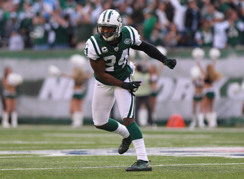 Revis is the best defensive player in a long, long time.