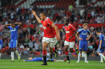 Ravel Morrison impressed in the FA Youth Cup last season