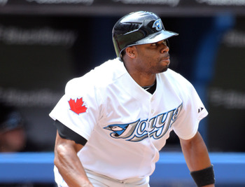 Will Rajai be getting a different jersey dirty in 2012?