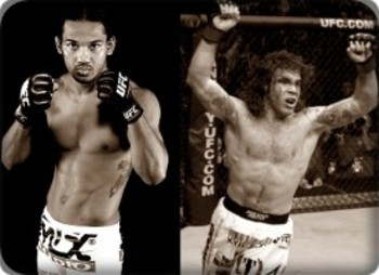 UFC on Fox: Clay Guida Vs. Ben Henderson For Number One Contender