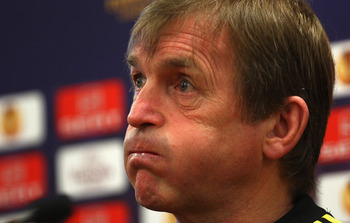 Kenny Dalglish has problems to solve