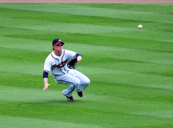 Nate McLouth was a total bust for the Braves.