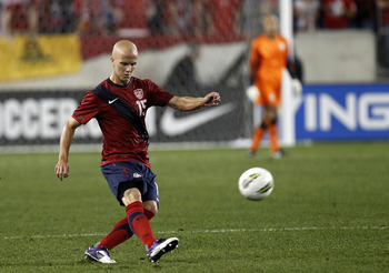 Where was Michael Bradley on Friday night?