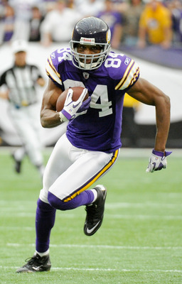 Wide receiver Michael Jenkins made life easier for Christian Ponder in Ponder's first NFL start with three catches for 111 yards and a touchdown.