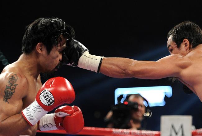 Manny Pacquiao again wins suspect decision vs. Juan Manuel Marquez