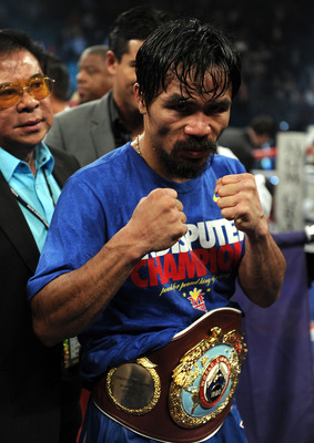 Could we see Pacquiao v Marquez 4?