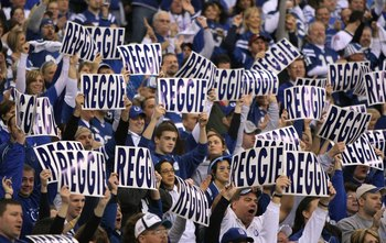 Colts fans have their say, RCA Dome, Indianapolis