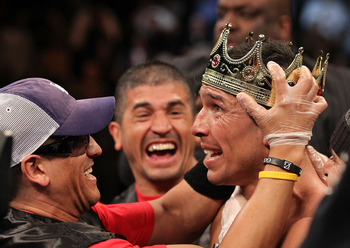 Sergio Martinez could become pound for pound king with a win over Mayweather.