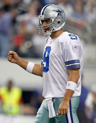 Tony Romo had another solid performance on Sunday