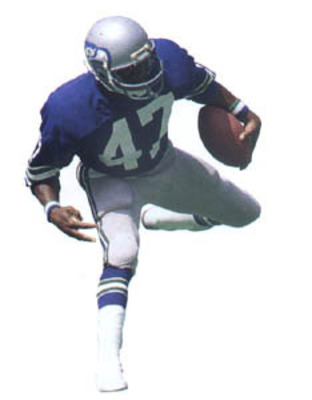 Seahawks RB Sherman Smith (1976-1982)